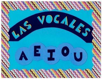 Las Vocales Ebook
