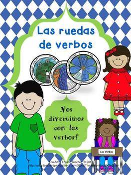 Las ruedas de verbos - Conjugating Spanish Verbs