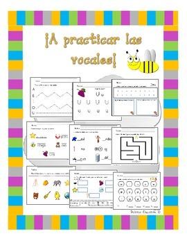 Las vocales | Vowels