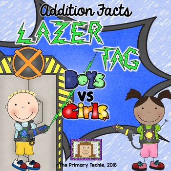 Laser Tag Addition Facts