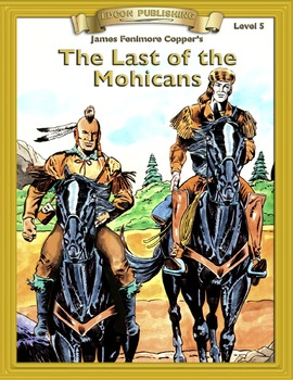 Last of the Mohicans RL5-6 ePub with Audio Narration