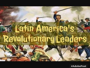 Latin America's Revolutionary Leaders