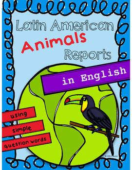 Latin American Animals Reports - In English