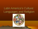 Latin American Culture - PowerPoint, Handout, Summarizer