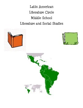 Literature Circle - Latin American Unit