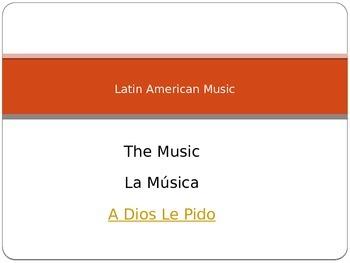 Latin American Music