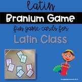 Latin Branium: Latin Card/Board Game