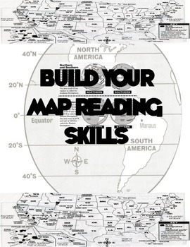 Build Your Map Reading Skills