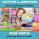 """Latitude and Longitude """"Story"""""""