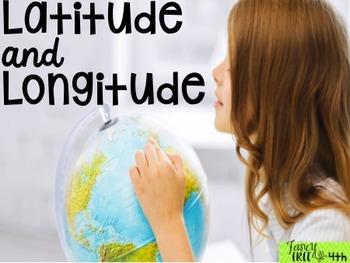 Latitude and Longitude