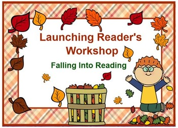 Launching Reader's Workshop for Kids- A Lesson for Students