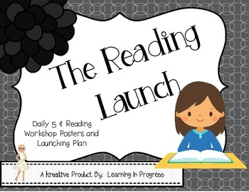 Launching Reader's Workshop - A MEGA Freebie!