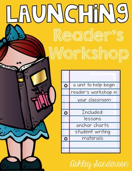 Launching Reader's Workshop {lower grades}