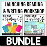 Launching Reading and Writing Workshop Units Bundle