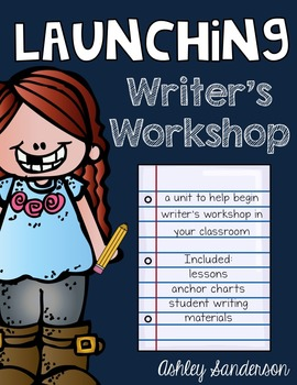 Launching Writer's Workshop {lower grades}