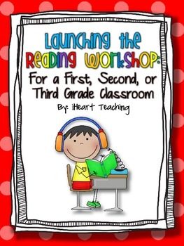 Launching the First, Second, and Third Grade Guided Readin