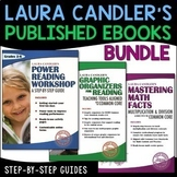 Laura Candler Math and Reading Ebook Bundle