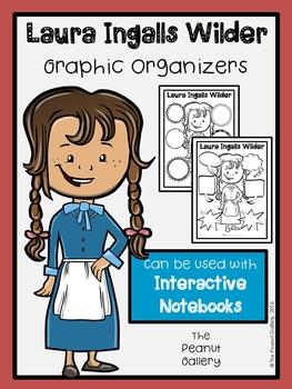 Laura Ingalls Wilder Graphic Organizers