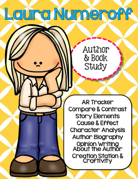 Laura Numeroff Author & Book Study