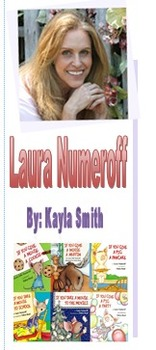 Laura Numeroff Author Pamphlet