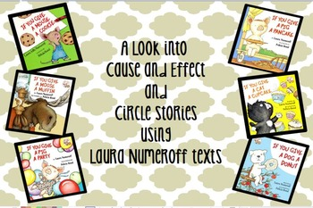 Laura Numeroff Interactive Flipchart - Cause and Effect an