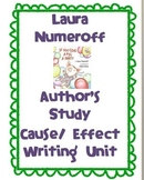 Laura Numeroff Writing Activity