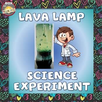 Lava Lamp Science Experiment: Fun Lava Science