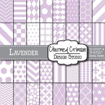 Lavender Digital Paper 1020