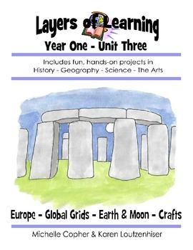 Layers of Learning 1-3 - Ancient Europe, Global Grids, Ear