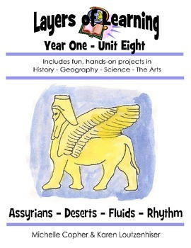 Layers of Learning Unit 1-8 Assyrians, Deserts, Fluids, Rhythm