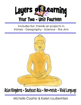 Layers of Learning Unit 2-14 Asian Kingdoms, SE Asia, Non-