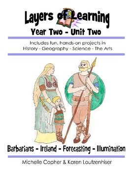 Layers of Learning Unit 2-2 Barbarians, Ireland, Forecasti