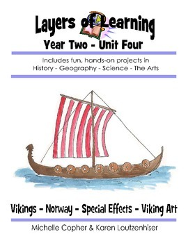 Layers of Learning Unit 2-4 Vikings, Norway, Special Effec