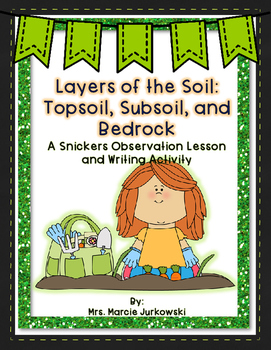 Layers of Soil: Topsoil, Subsoil, and Bedrock: A Snickers