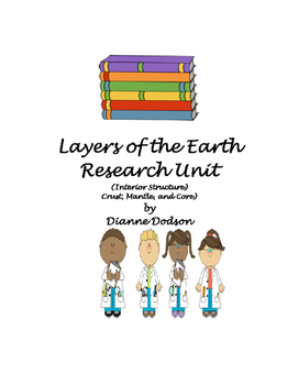 Layers of the Earth Research Unit