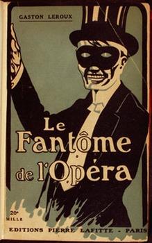 Le Fantôme de l'Opéra unit plan and differentiated reading