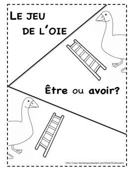 Le Jeu de L'oie (French Snakes and Ladders)
