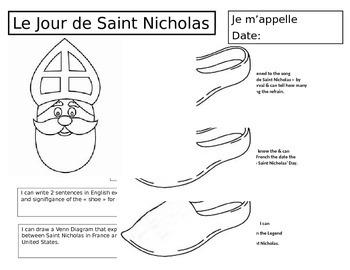 Le Jour de Saint Nicholas