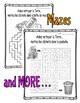 Le Jour de la Terre-Earth Day Coloring Pages/Activities in