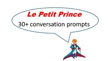 Le Petit Prince, The Little Prince Conversation Prompts