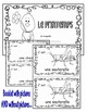 Le Printemps-Spring Theme Writing JUMBO Package French Imm