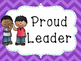 Little Leaders Clip Chart