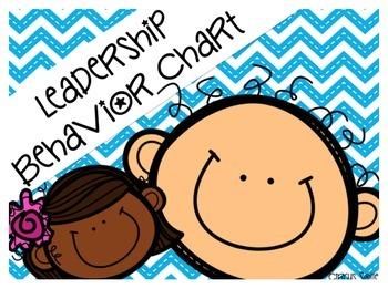 Leadership Behavior Chart