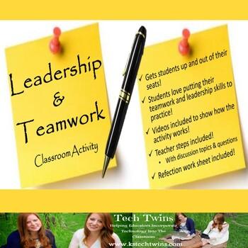 Leadership & Teamwork Activity