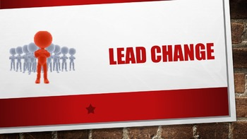 Leading Change Lesson