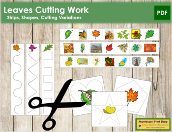 Leaf Cutting Strips