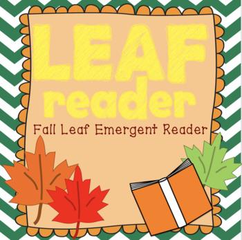 Leaf Reader Booklet