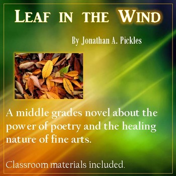 Leaf in the Wind - A book about poetry, dyslexia, nature a