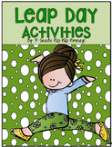 Leap Day Activities...a FREEBIE!!