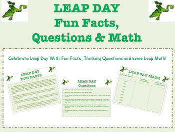 Leap Day Fun Facts